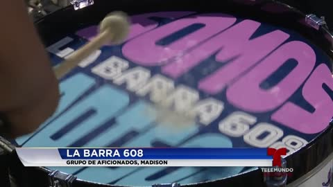 La Barra 608 trae ritmo Latino a partidos de Forward Madison...
